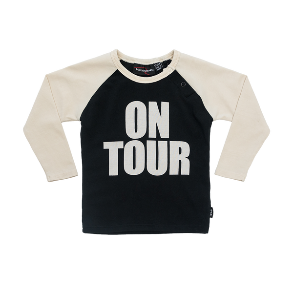 ON TOUR BABY T-SHIRT