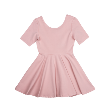 Pink Mabel Leotard Dress