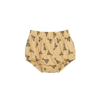 HATS BABY PUFF SHORTS (ORGANIC)