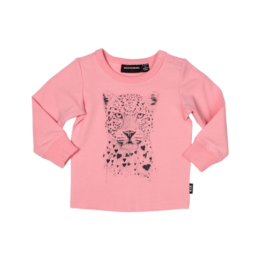 LEOPARD LOVE BABY T-SHIRT