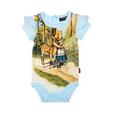 Alice Short Sleeve Bodysuit