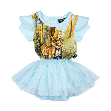 Alice Short Sleeve Baby Circus Dress
