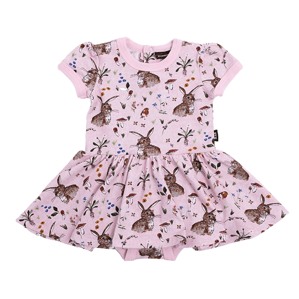 COTTON TAIL BABY WAISTED DRESS