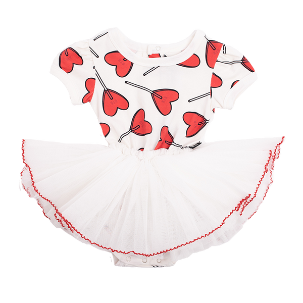 LITTLE SWEETIE SS BABY CIRCUS DRESS