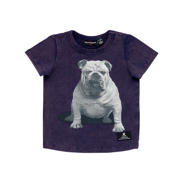 LITTLE BRUISER BABY T-SHIRT