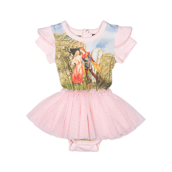Prince Charming Short Sleeve Circus Dress