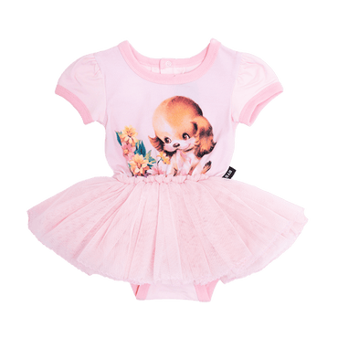 PUPPY POSY BABY CIRCUS DRESS