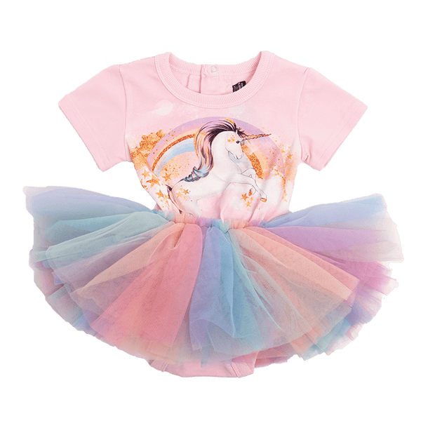 STARGAZER BABY CIRCUS DRESS