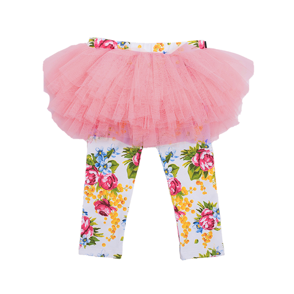 WINTER MAGIC BABY CIRCUS TIGHTS