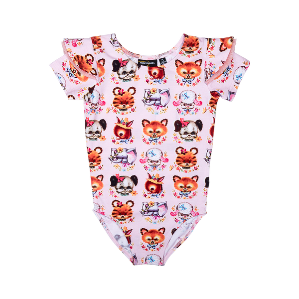 LITTLE CREATURES LEOTARD