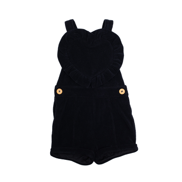 BLACK TWIGGY OVERALLS