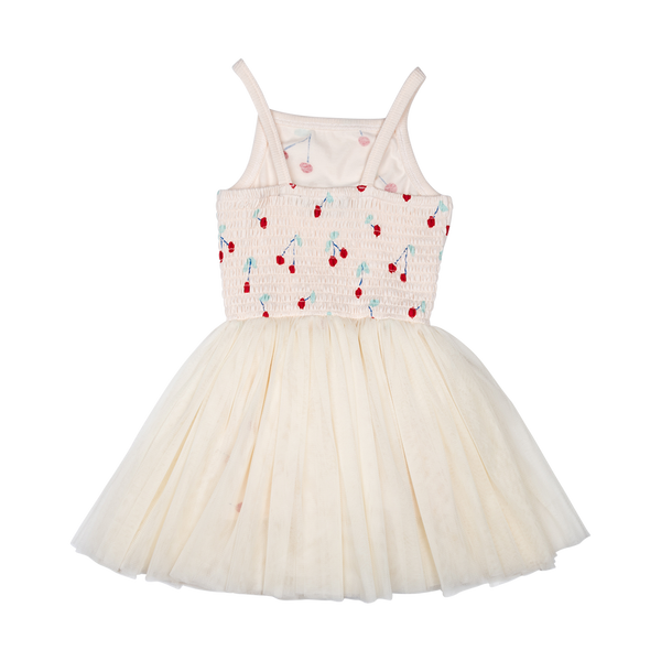 CHERRY BOMB LOU LOU DRESS