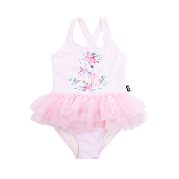 DREAM UNICORN TULLE ONE-PIECE