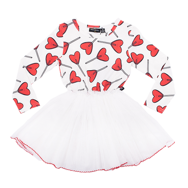 LITTLE SWEETIE CIRCUS DRESS
