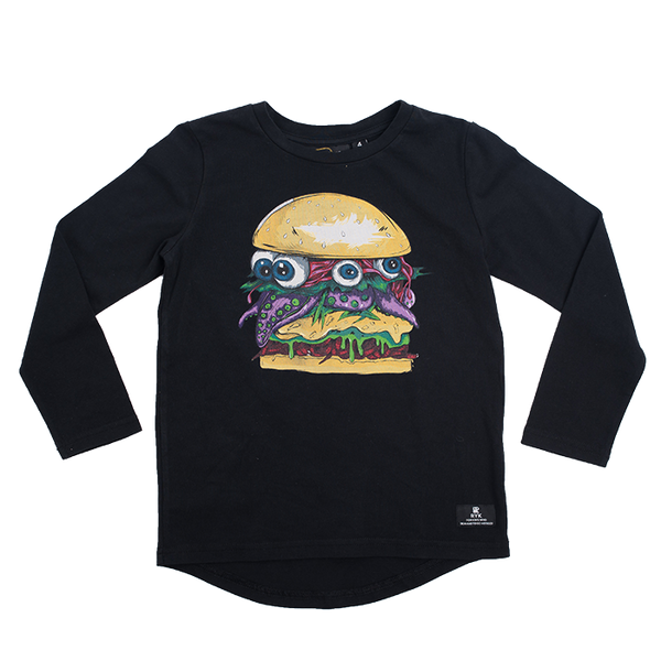 MONSTER BURGER T-SHIRT