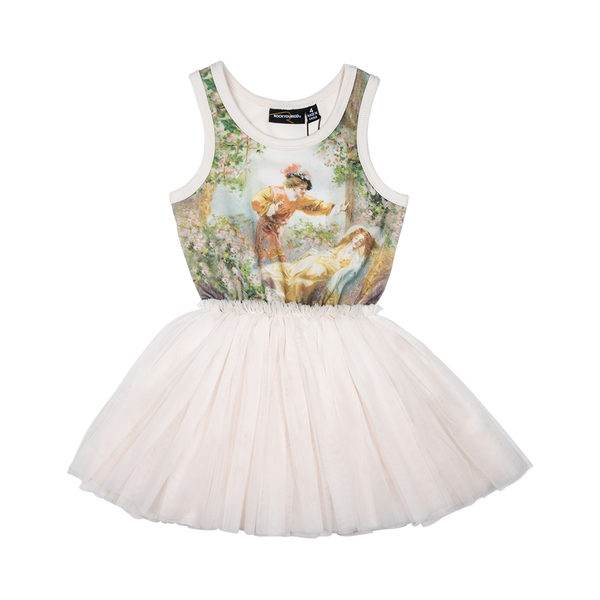 SLEEPING BEAUTY SINGLET CIRCUS DRESS