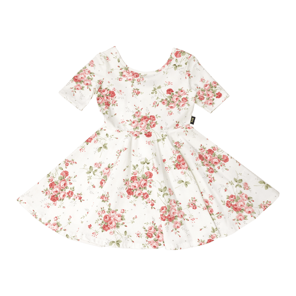 SUMMER ROSE MABEL DRESS