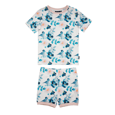 BLUE BIRD PYJAMA SET
