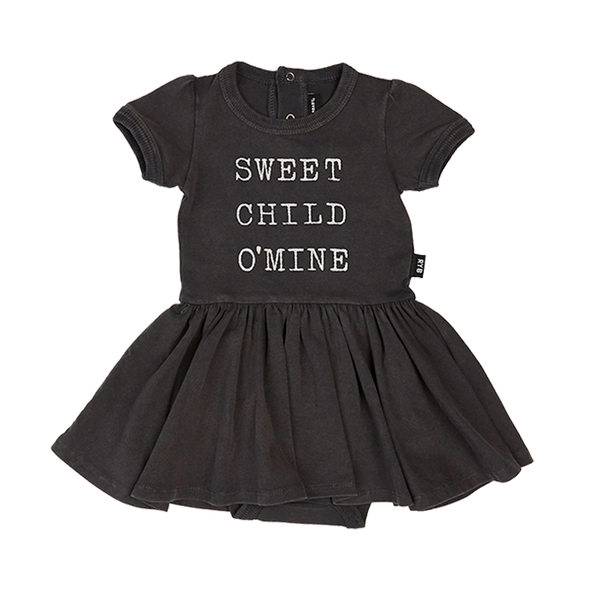 SWEET CHILD BABY WAISTED DRESS