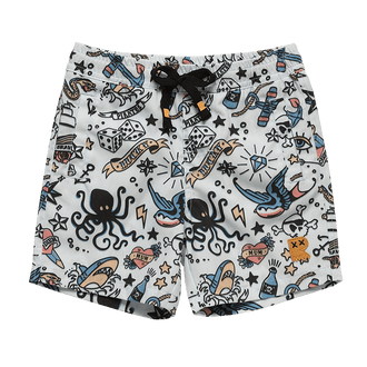 PIRATE INK BOARDSHORTS