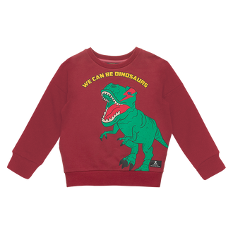 WE CAN BE DINOSAURS SWEATSHIRT