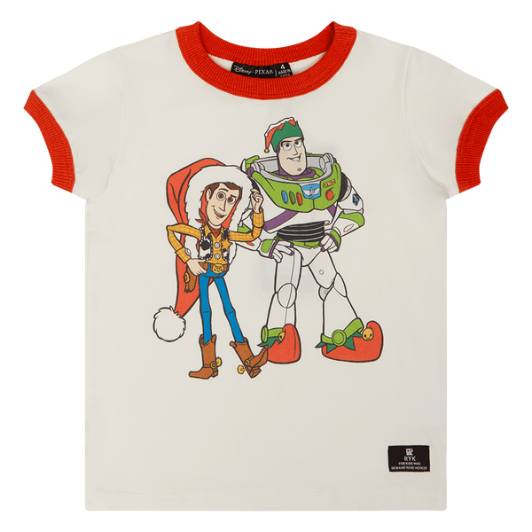 BUZZ AND WOODY T-SHIRT
