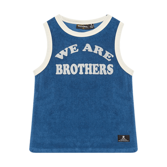 WE ARE BROTHERS SINGLET TOP
