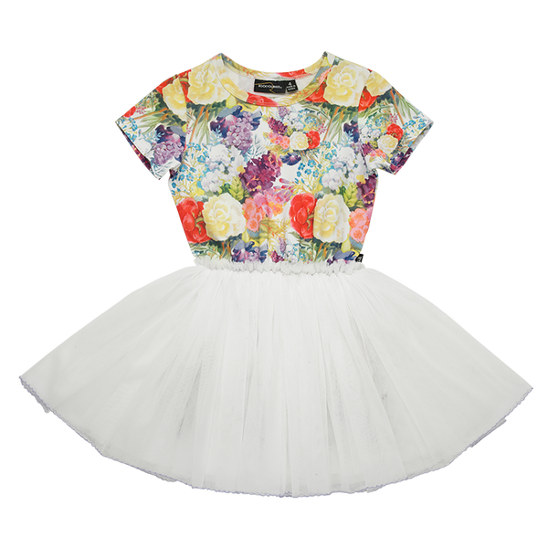 BLOOMING LOVE CIRCUS DRESS