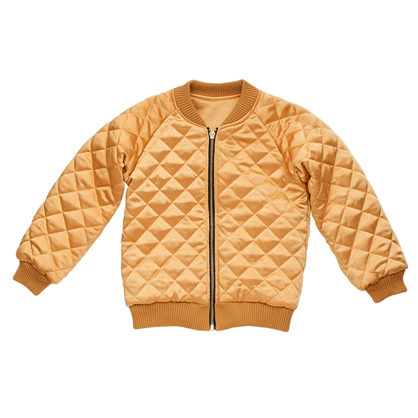 GOLD ROADRUNNER REVERSIBLE JACKET