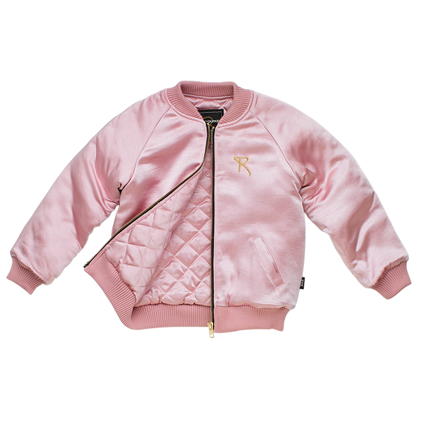 MUTED PINK ROADRUNNER REVERSIBLE JACKET