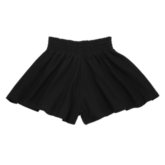 BLACK PAPILLON SHORTS