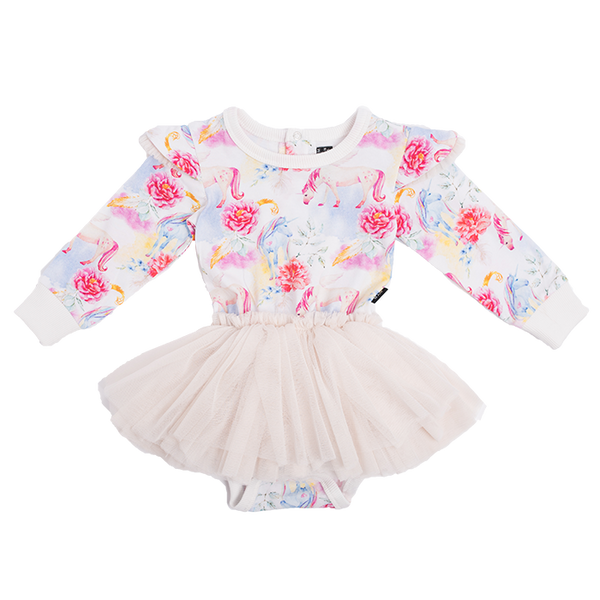 UNICORN DREAMS BABY CIRCUS DRESS
