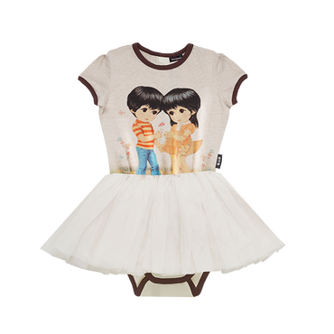 YOUNG LOVE BABY CIRCUS DRESS