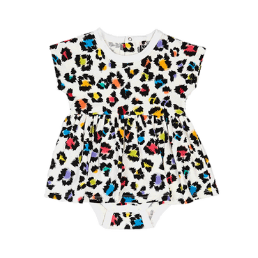 48 CRASH BABY SMOCK DRESS