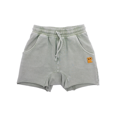 KHAKI SMASH SHORTS