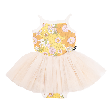 FLOWER POWER BABY LOULOU CIRCUS DRESS