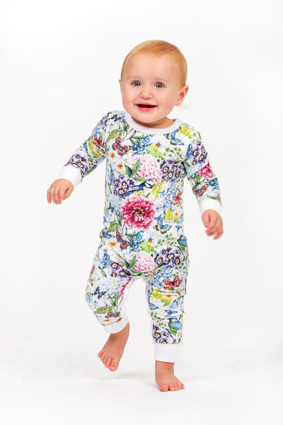 COUNTRY GARDEN PLAYSUIT
