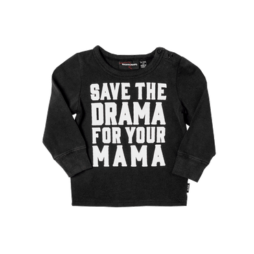 SAVE THE DRAMA BABY T-SHIRT