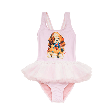 GO FETCH TULLE ONE PIECE