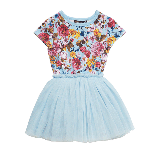 NOTHING BUT FLOWERS CIRCUS DRESS