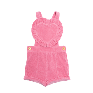PINK TWIGGY OVERALLS