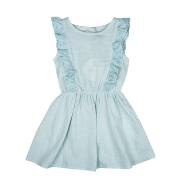 MINT SADIE DRESS (ORGANIC)