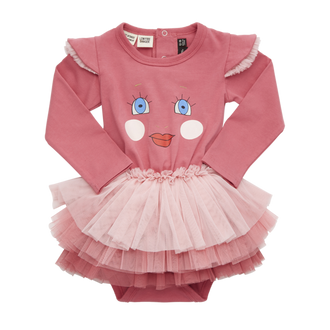DOLL FACE BABY CIRCUS DRESS
