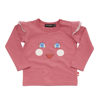 DOLL FACE BABY T-SHIRT