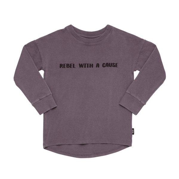 REBEL WITH A CAUSE T-SHIRT