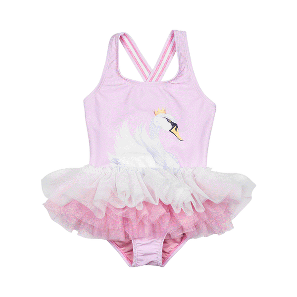 SWAN LAKE TULLE ONE PIECE