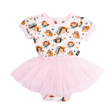 SUNDAY BEST BABY CIRCUS DRESS