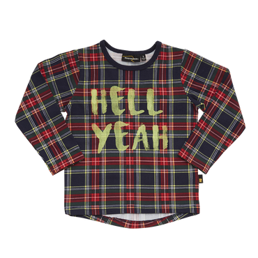 Hell Yeah Long Sleeve T-Shirt Rock Your Baby