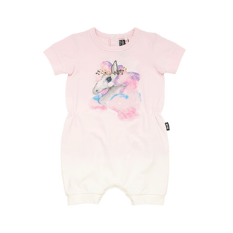 RAINBOW BRUMBY PLAYSUIT