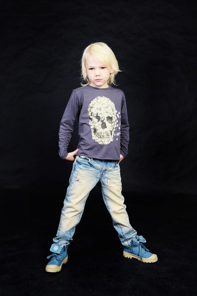 Soul Love Long Sleeve T-Shirt Rock Your Baby